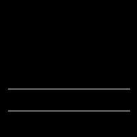 Schwarz-Weiß Kompass mit dem Titel Finanz Kompass