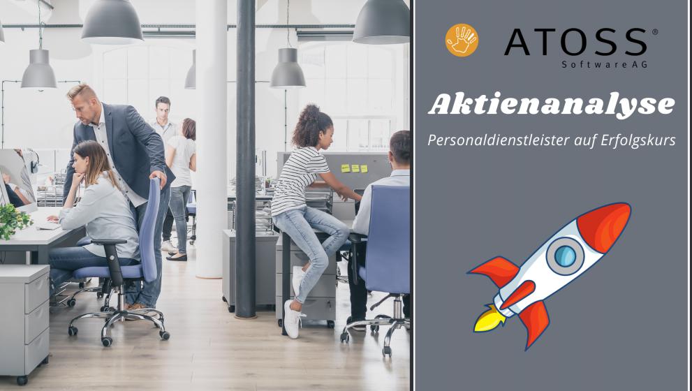 Atoss Software: Personaldienstleister auf Erfolgskurs