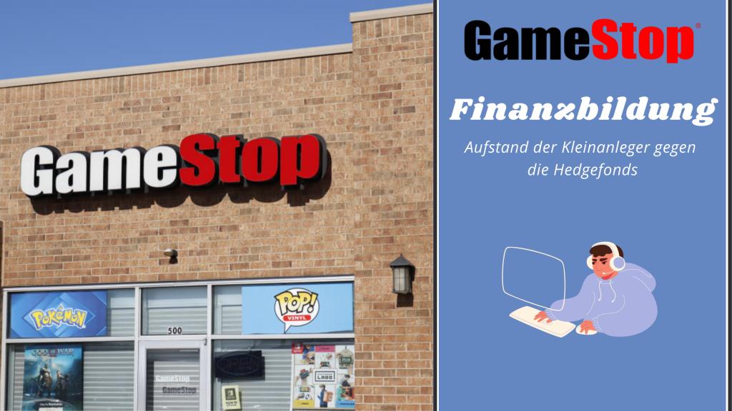 Causa GameStop: Short Squeeze, Reddit-Millionäre & Hedgefonds