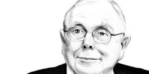CHARLES MUNGER Investorenlegende & Vice-Chairman von Berkshire Hathaway