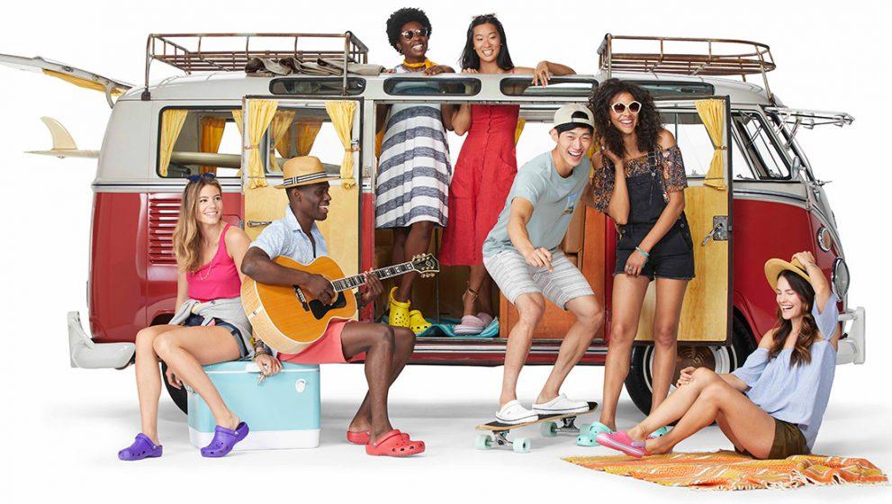 Crocs: vom Mode-Flop zum innovativen Wachstumsunternehmen?